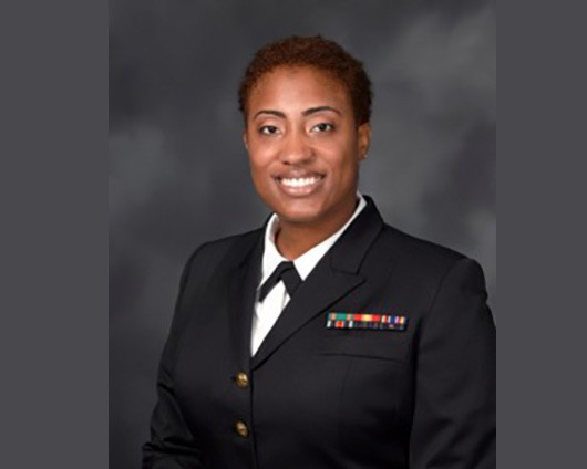 LT Christin Elizabeth Cotton, Esq.